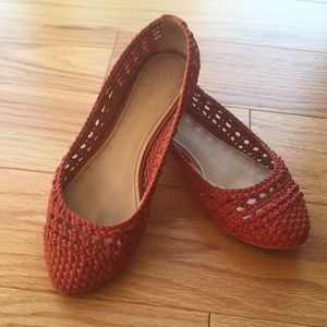 The Artist's Collection Woven Flats